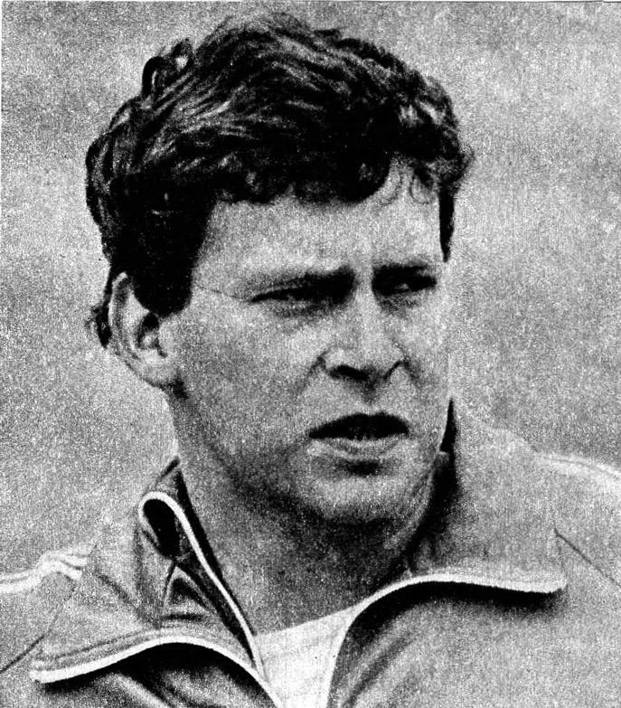 Чемпион Европы 1982 г. и победитель состязаний «Дружба-84» рекордсмен мира Уве Хон