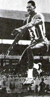 Двукратный олимпийский чемпион Адемар Феррейра да Сильва