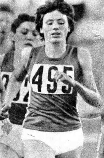 Екатерина Подкопаева установила высшее мировое достижение в беге на 2000 м — 5.43,30