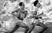 «Команда» эфиопских стайеров была сильнейшей на XXII Олимпийских играх