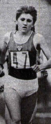 Лучшая бегунья мира в минувшем сезоне Ирина Подъяловская