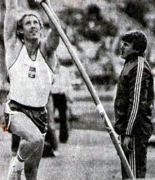 Олимпийский чемпион и чемпион мира - им есть о чем поговорить