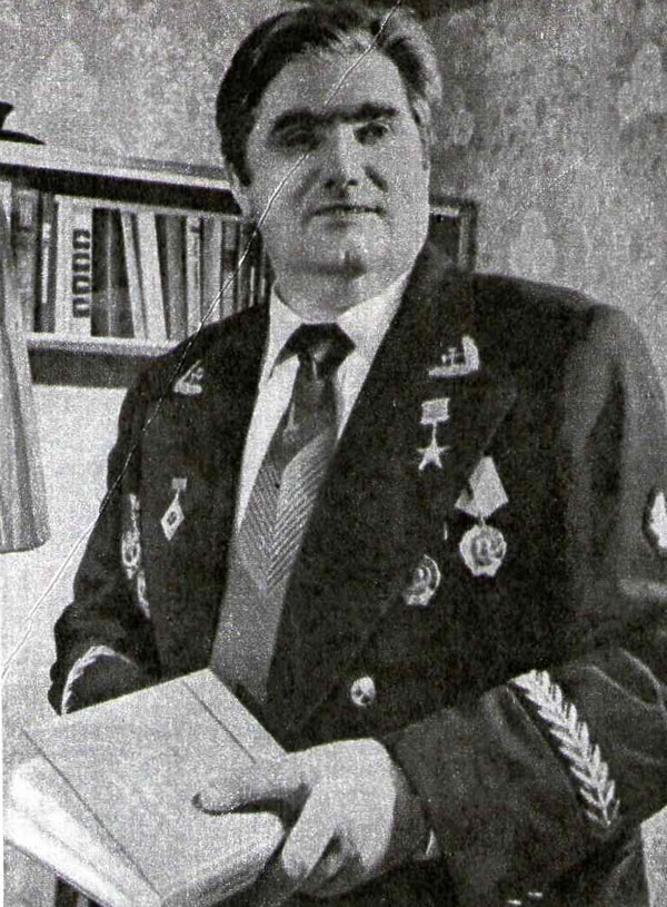 Петр Семенович Негруца