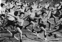 Ритмическая гимнастика используются в КЛБ «Здоровье» г. Зеленограда