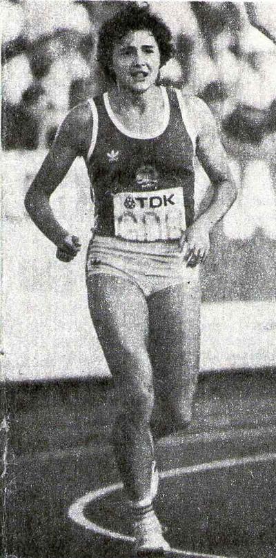 Силке Гладиш завоевала высшую награду чемпионата мира в эстафете 4Х100