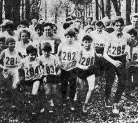 Традиционный пробег в честь Дня Победы