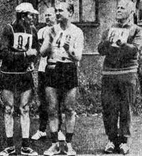 Участники пробега