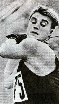 В 1956 году Михаил Кривоносое открыл метателям молота дорогу на олимпийский пьедестал