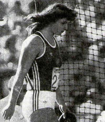 В метании диска чемпионкой мира стала Мартина Опиц