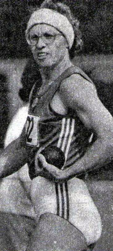 В Праге Н. Грачева добилась самой большой своей победы