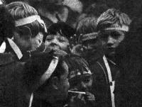 В празднике «Лефортовское кольцо» приняли участие люди разных возрастов