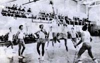 Большой интерес вызвали матчи на Кубок ВЦСПС по баскетболу
