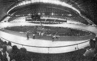 Олимпийский велотрек в Крылатском