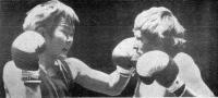 Бронзовый призер чемпионата Европы 1979 г. А. Дугаров (слева)