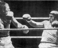 Чемпион Европы 1979 Г. Е. Горстков (слева)