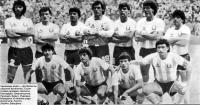Чемпионы мира — футболисты сборной Аргентины