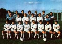 Чемпионы СССР по футболу динамовцы Киева