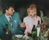 Дмитрий с женой Лилей