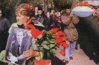 Донецк. Похороны Виктора Брагина