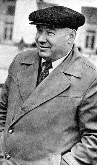 Эдуард Федорович Коробов