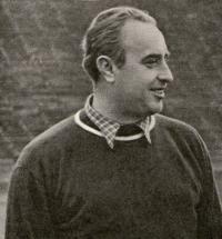 Евгений Елисеев. Фото 1945 года