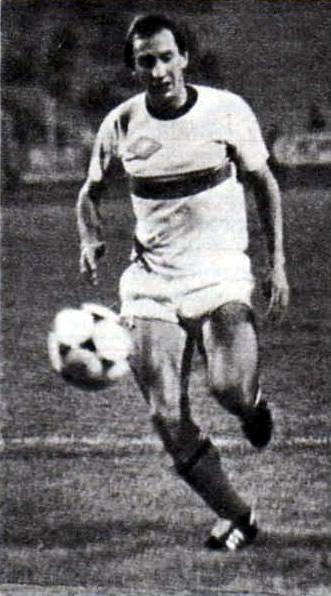 Фото Бориса Кузнецова с мячом