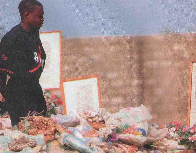 Калуша Бвалиа — один из немногих уцелевших игроков сборной Замбии