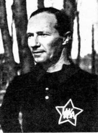 Константин Жибовдов (фото 1928 г.)