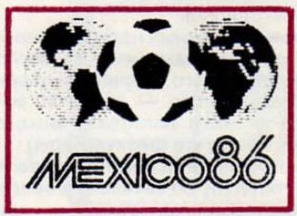 Логотип ЧМ-86