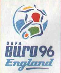 Логотип Евро 96