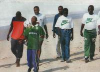 Напрасно старались нигерийцы, готовясь к Кубку Африки, в Южную Африку их не отпустили