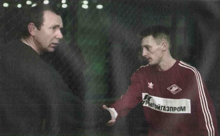 Олег Романцев: До встречи в сборной?