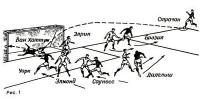 Рис. 1. Матч между сборными Шотландии и Новой Зеландии