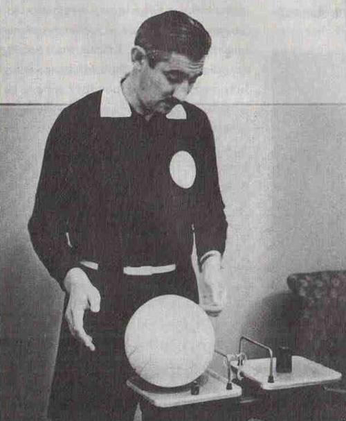 Весна 66-го. Тофик Бахрамов. Самый тяжелый мяч еще впереди