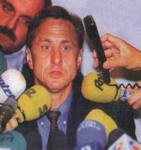 Йохан Кройфф по-прежнему в центре внимания