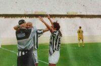 «Юве» — «Парма» — 4:0. В 1995-м капитаном был еще Баджо