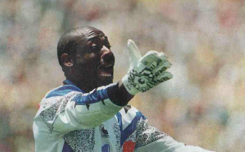 Жозеф-Антуан Белл: 1998 — для Африки, пожалуй, рановато