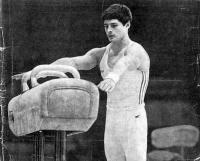 Абсолютный чемпион мира 1983 г. Д. Билозерчев