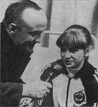 И. Бараксанова. Приятное интервью