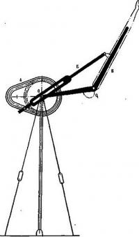 Рис. 1. Схема иллюстрирующая принцип работы устройства