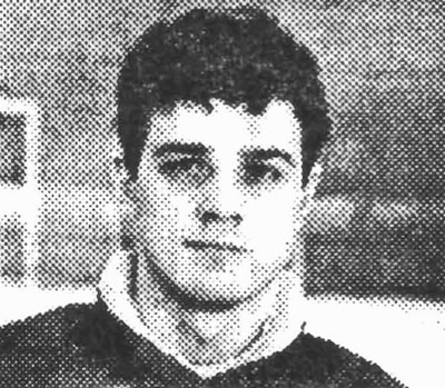 Андрей Трефилов (Динамо, Москва). Вратарь.