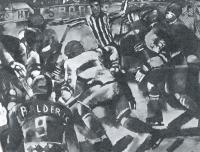 Большой хоккей. V Всесоюзная художественная выставка
