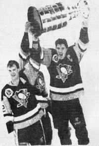Хоккеисты Питтсбурга принимают Кубок Стэнли