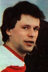 Лучший хоккеист страны прошлого сезона Вячеслав Фетисов