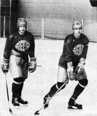 Павел Буре и Валерий Каменский