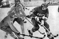 Самым опасным форвардом сборной СССР остается Сергей Ломанов