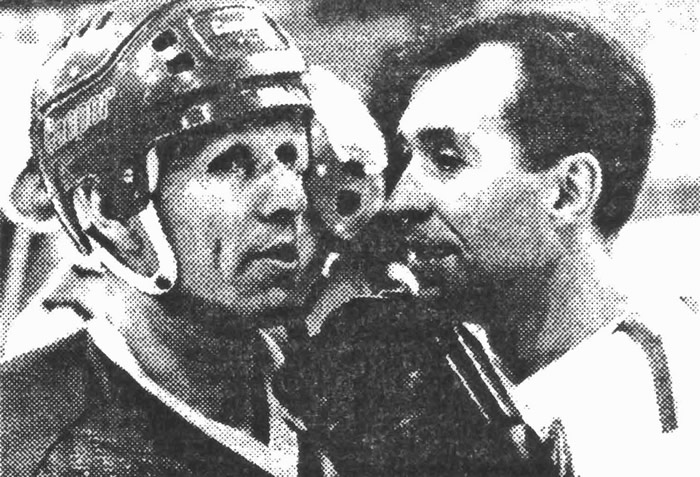 В. Старшинов и В. Анисин