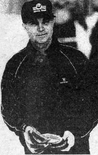 Виктор Тихонов, главный тренер