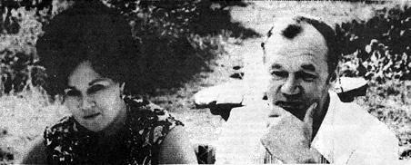 Всеволод Михайлович и Елена Николаевна