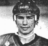 Вячеслав Быков (Фрибург, Швейцария). Нападающий.